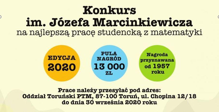 LXIV Edycja konkursu im. Józefa Marcinkiewicza