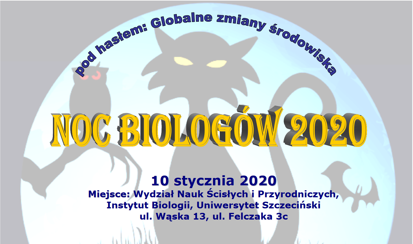 Noc Biologów na Uniwersytecie Szczecińskim